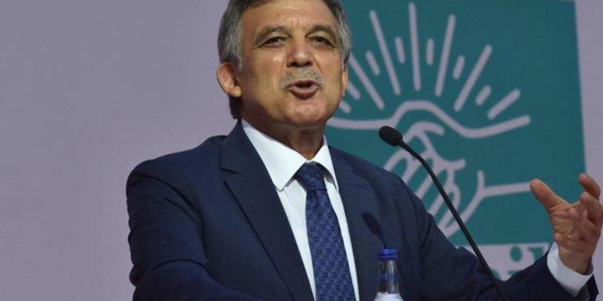 Masum Türker: Abdullah Gül siyaseti bıraktı