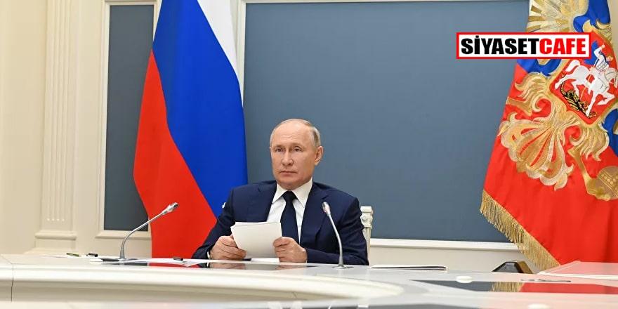 Putin: Ukrayna, gerçek egemenliğe yalnızca Rusya'yla ortaklık yapması halinde sahip olabilir