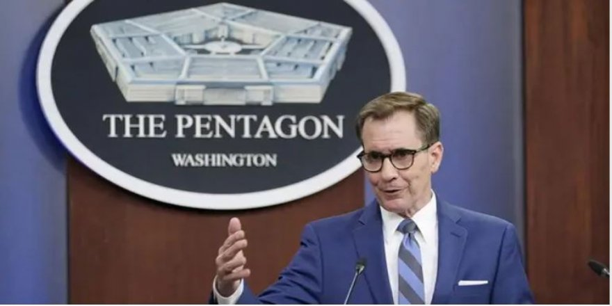 ABD Savunma Bakanlığı:Türkiye'ye minnettarız