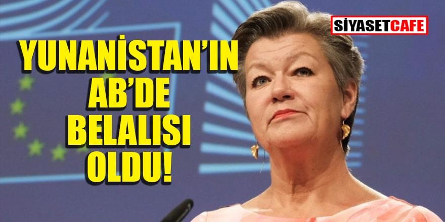 Yunanistan'ın ipliğini pazara çıkardı! ''Türkiye'ye geri itiyor''