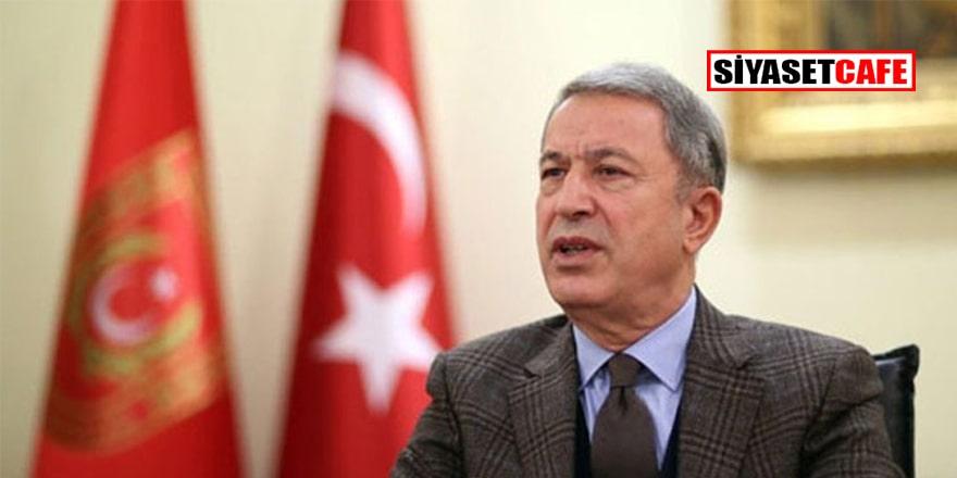 Bakan Akar, TSK'dan ihraç edilenlerin sayısını açıkladı