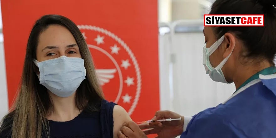 Trabzon'da 5 bin 242 kişi 2. doz aşıya gitmedi