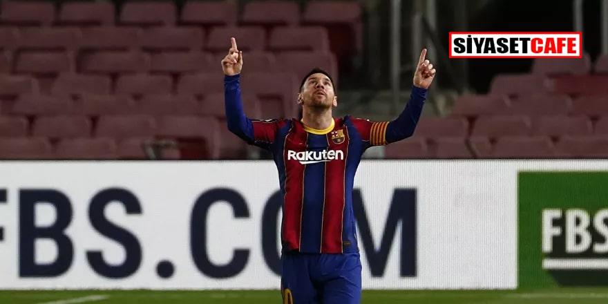 Messi'den Barcelona kararı