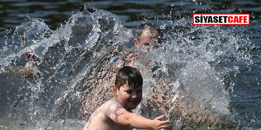 Moskova'da 85 yılın sıcaklık rekoru kırıldı