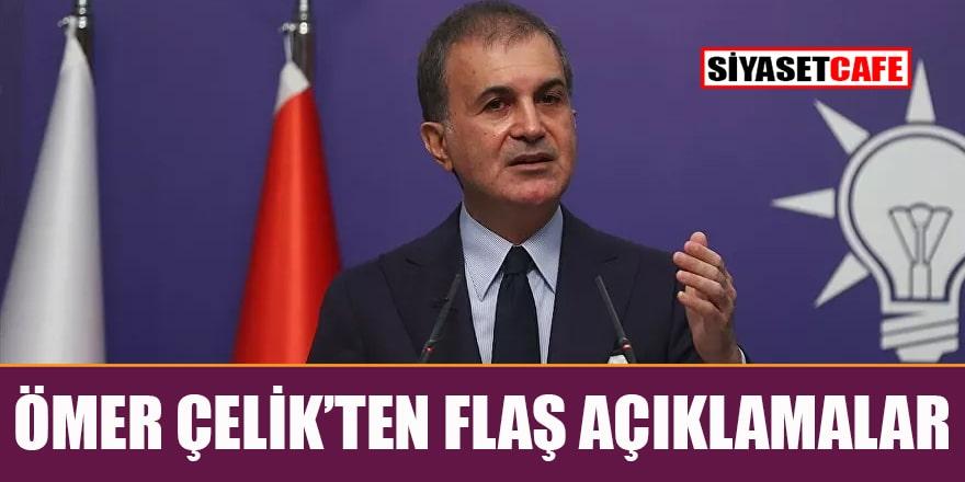 AK Parti Sözcüsü Çelik: Güzel haberler alıyoruz