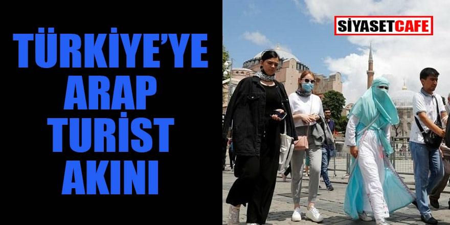 Reuters: Korona yasağı olmaması ve ucuz fiyatlar Arapları Türkiye'ye çekiyor