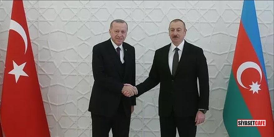 Aliyev'den Erdoğan'a 15 Temmuz telefonu!