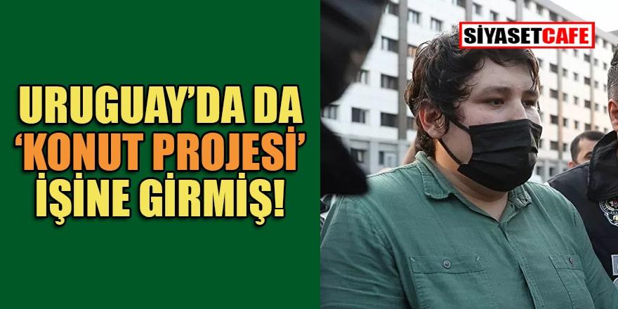 Çiftlik Bank'ın kurucusu Mehmet Aydın'ın Uruguay'da konut projesi anlaşması yaptığı ortaya çıktı