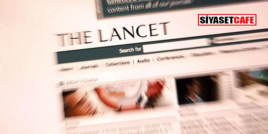 Sinovac aşısının Türkiye'deki etkinlik oranı ünlü tıp dergisinde yayınlandı