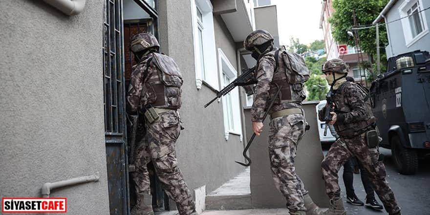 'Şirinler Çetesi'ne operasyon: 18 tutuklama