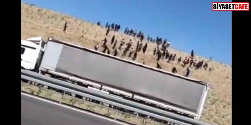 Valilikten açıklama: Yüzlerce kaçak Afgan hakkında son durum