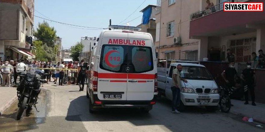 Mersin'de facia: 2 kişi yanarak öldü