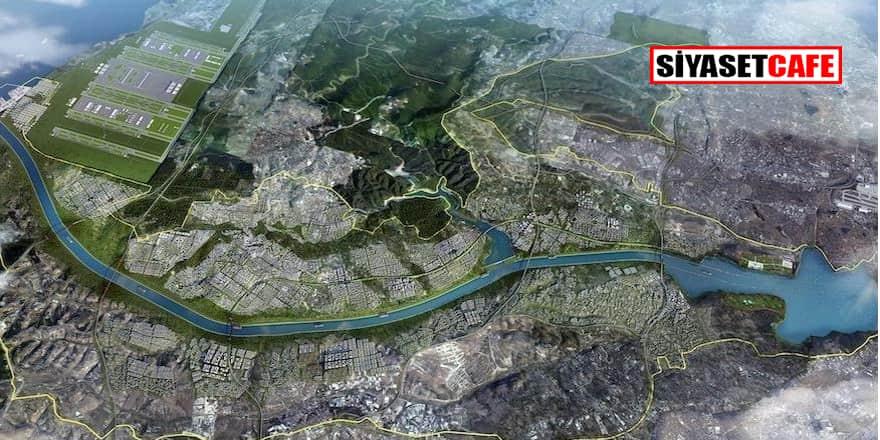 Kanal İstanbul Projesinde değişiklik