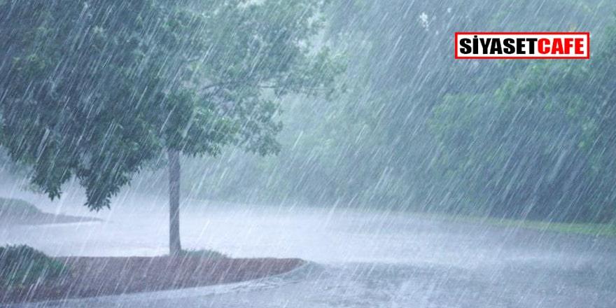Kurban Bayramı'nda hava nasıl olacak? Sağanak yağış uyarısı
