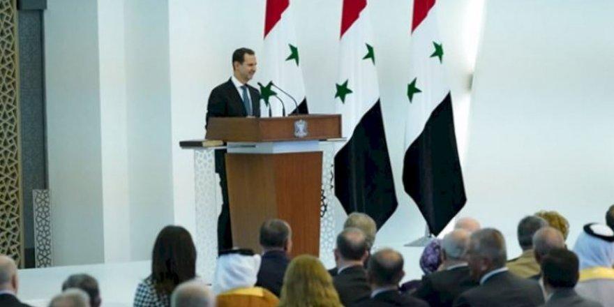 Beşar Esad'tan Suriyelilere çağrı: Ülkenize geri dönün