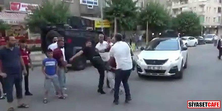 Sıcak gelişme: Diyarbakır'da gazetecilere saldırı