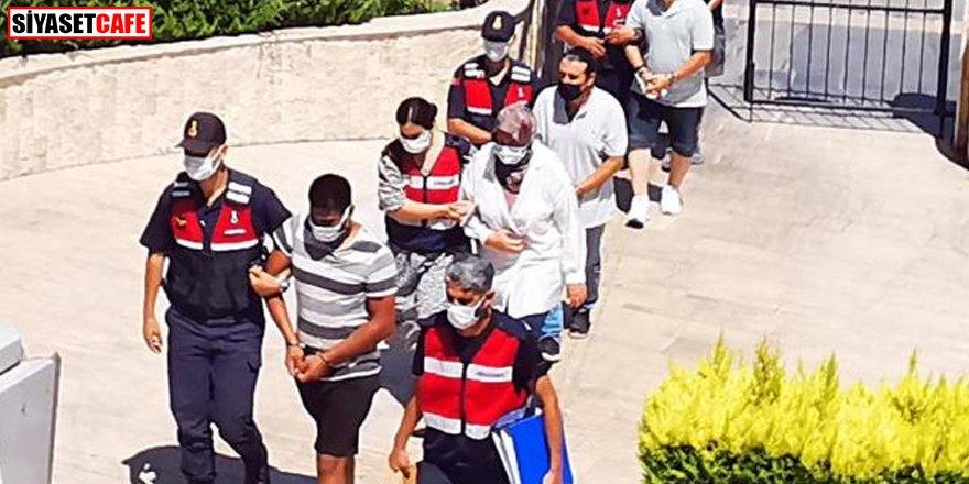 FETÖ operasyonu: Motor yatla kaçmak isterken yakalandılar