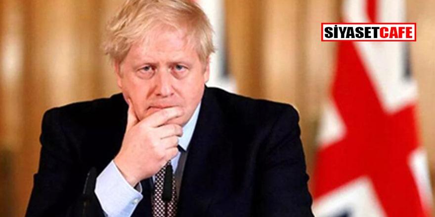 Boris Johnson karantinaya alındı