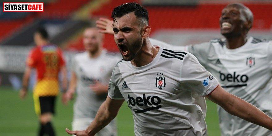 Galatasaray'dan Ghezzal hamlesi!