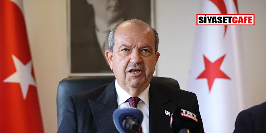 Tatar: Kıbrıs adası etrafındaki doğal kaynaklara Türkiye ile birlikte sahip çıkma kararlığı içerisindeyiz
