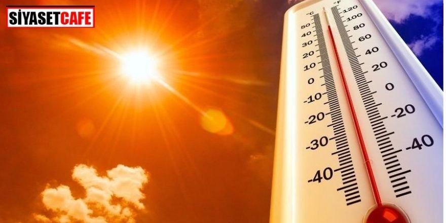 49.1 derece sıcaklık ile Türkiye rekoru