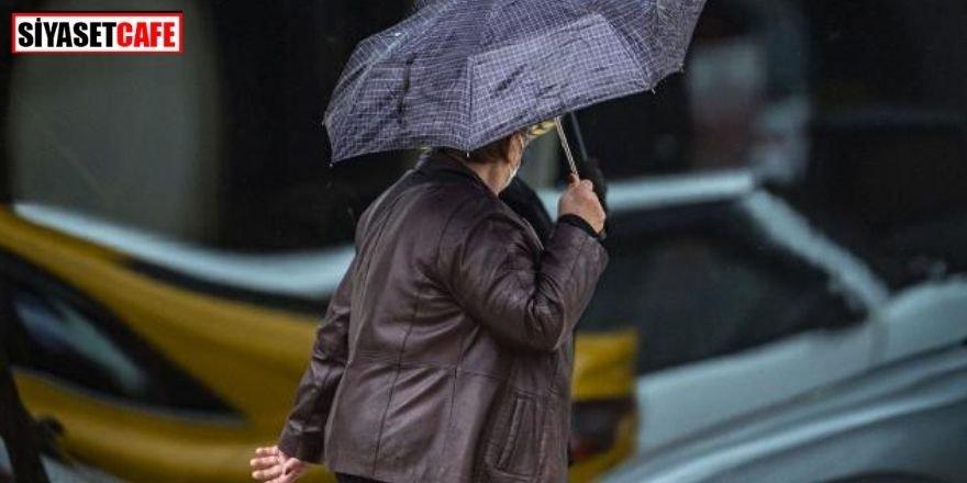 Perşembe günü yağış geliyor