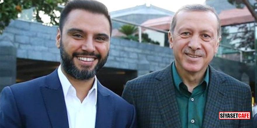 Cumhurbaşkanı Erdoğan'dan Alişan'a başsağlığı telefonu!
