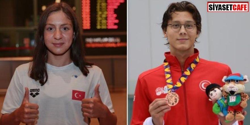 Olimpiyatlarda Türk bayrağını taşıyacak sporcular belli oldu