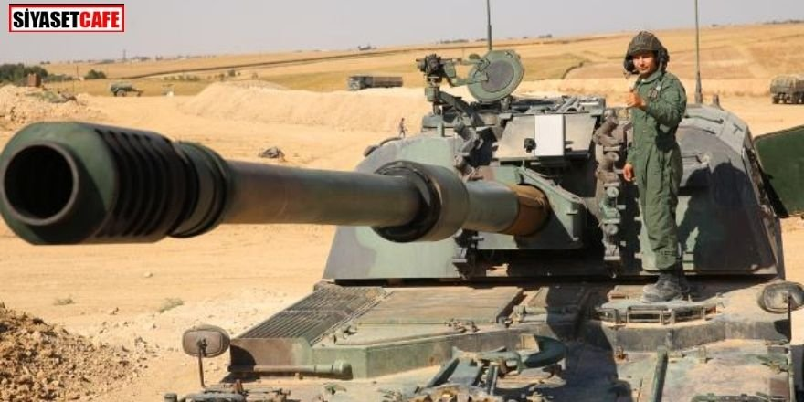 Barış Pınarı bölgesine saldırdılar: 5 terörist etkisiz hale getirildi