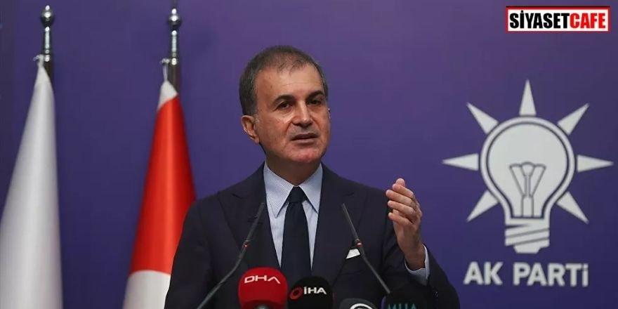 AK Partili Çelik'ten Mustafa Akıncı'ya tepki