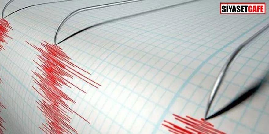 İzmir açıklarında 3.6 büyüklüğünde deprem