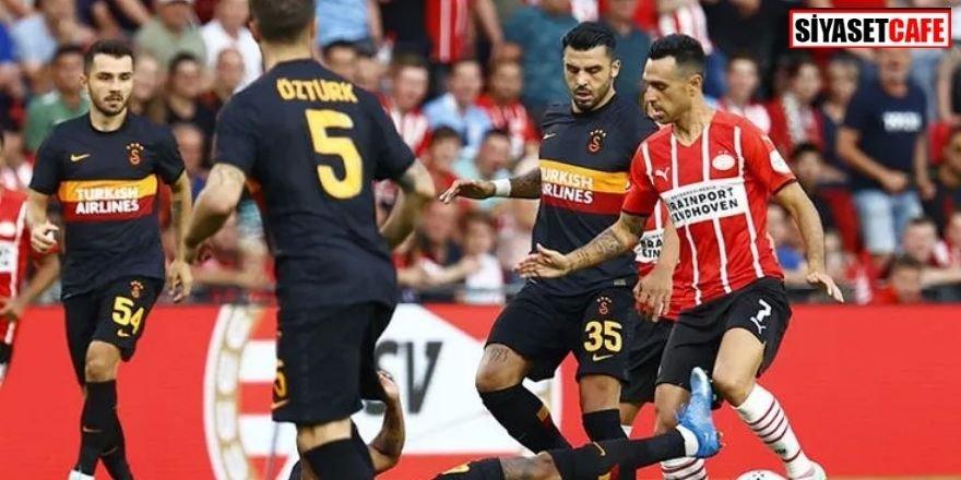 Hollanda'da ağır yenilgi: PSV 5-1 Galatasaray