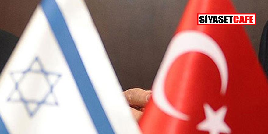 İsrail'den Türkiye kararı