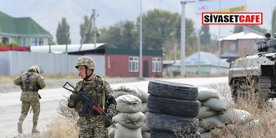 Kırgızistan ve Tacikistan tartışmalı sınır bölgesinde çalışma yapmama konusunda anlaştı