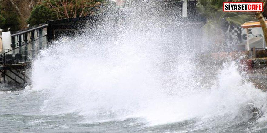 Meteoroloji'den üst üste uyarı: Fırtına geliyor