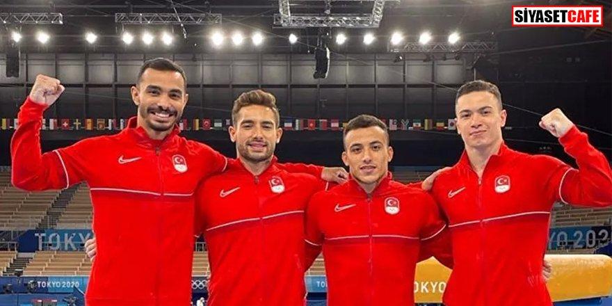 Olimpiyat heyecanı: Cimnastikte Türk sporcular finale yükseldi