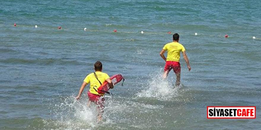 Şile'de bugün de gün boyu denize girmek yasak!