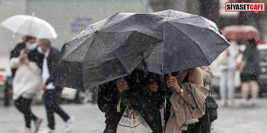 Doğu Karadeniz'de sel tehlikesi: Aşırı yağış uyarısı