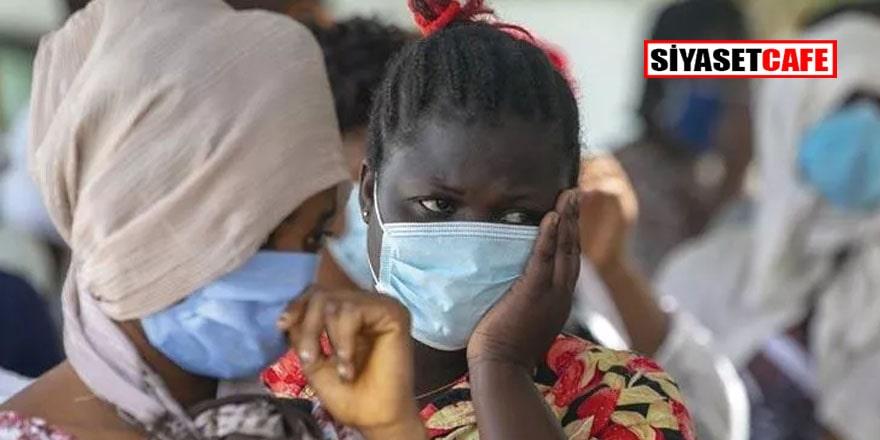 Afrika'da bilanço ağırlaşıyor! Ölü sayısı 164 bini aştı