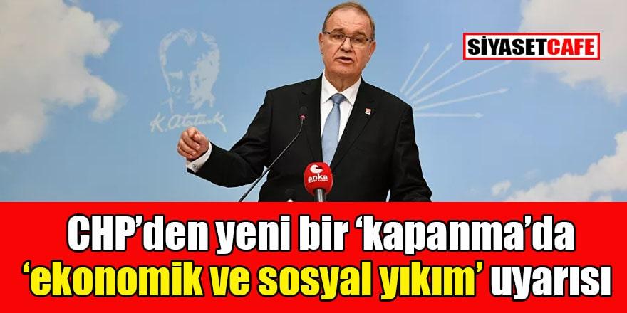 CHP'li Öztrak: Türkiye Avrupa'nın göçmen gettosu değildir!