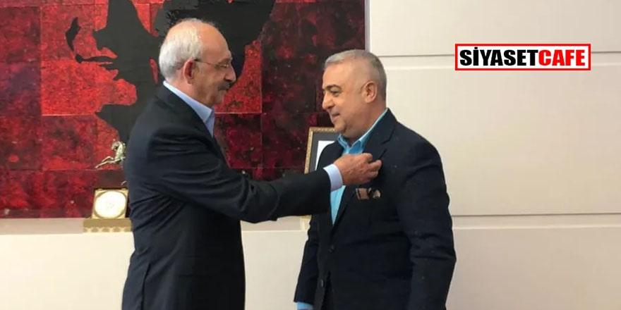 AKP eski Hakkari Milletvekili Zeydan: Kılıçdaroğlu'nun nazik davetiyle CHP'ye katıldım!