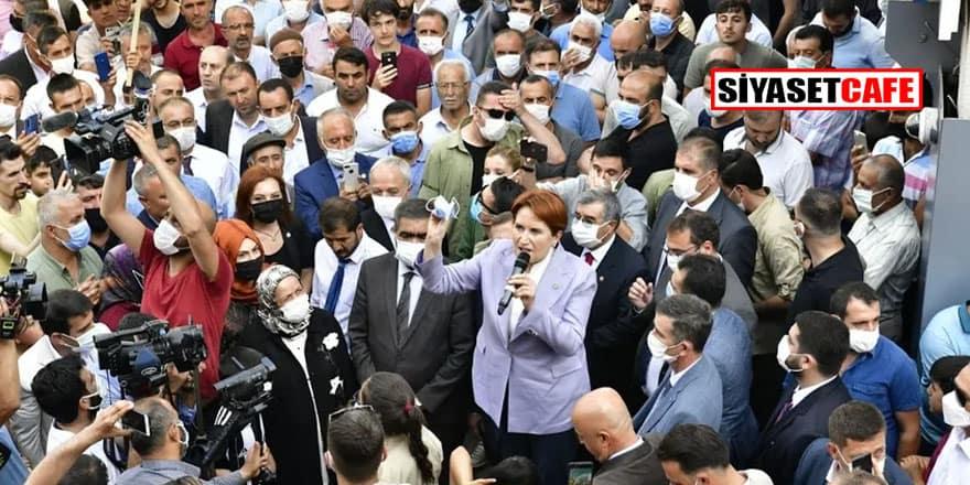Akşener'den Avusturya Başbakanı Kurz'a: Biz size 3 milyar euro verelim sen bizdekilerin tamamını al