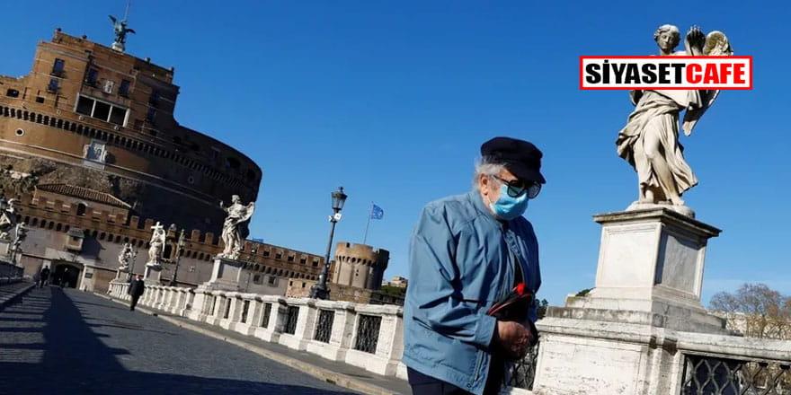 İtalya'dan çarpıcı istatistik: Koronavirüsten ölenlerin yüzde 99'u aşısını tamamlamayanlar!
