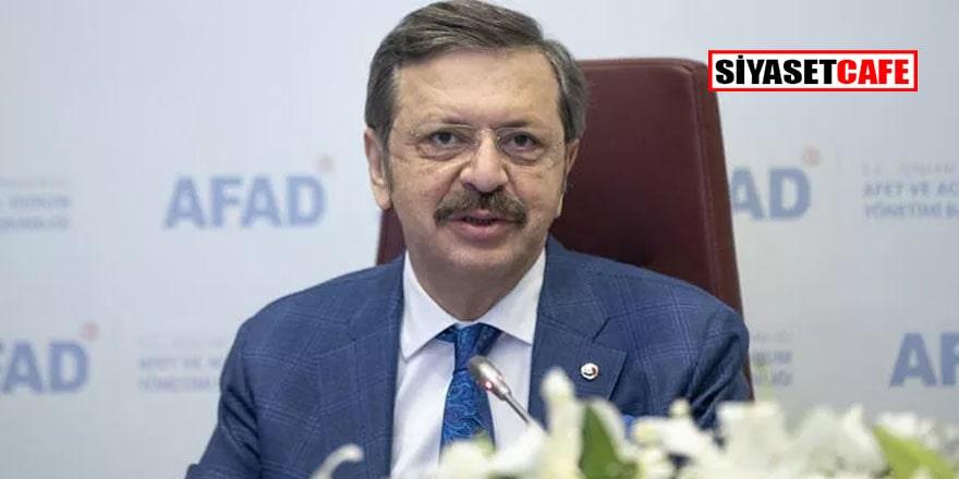 Hisarcıklıoğlu Tataristan Cumhurbaşkanı ile görüştü