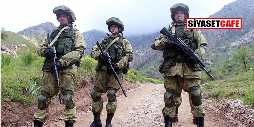 Rusya Tacikistan ordusunu ücretsiz donatıyor!