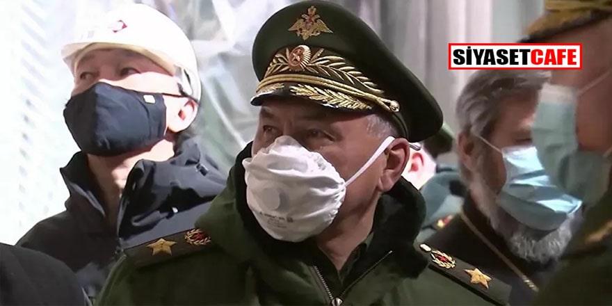 Rusya Savunma Bakanı Şoygu Çin'deki askeri tatbikatlara katılacak