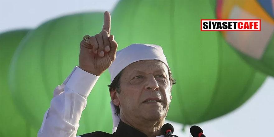 Pakistan Başbakanı Han: ABD, Afganistan'da işleri berbat etti