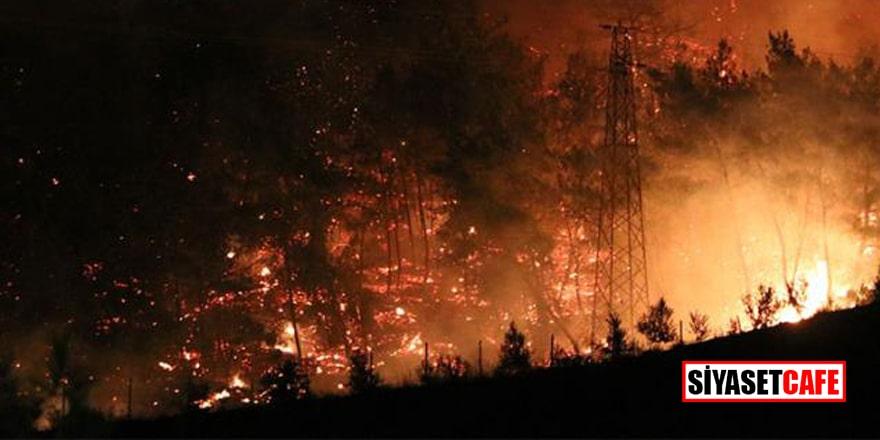 Antalya'dan sonra 5 İlde daha yangın çıktı!