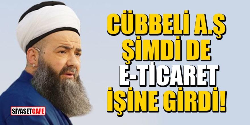 Cübbeli Ahmet şimdi de e-ticaret işine girdi!