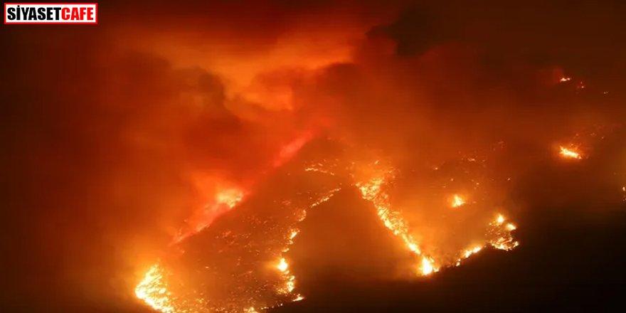 Şok iddia: Yangınlar Yunanistan'ın talimatıyla mı çıkarıldı?